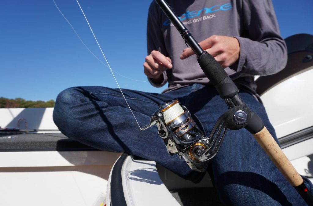 Bass Will Give Your Spinning Rod A Workout