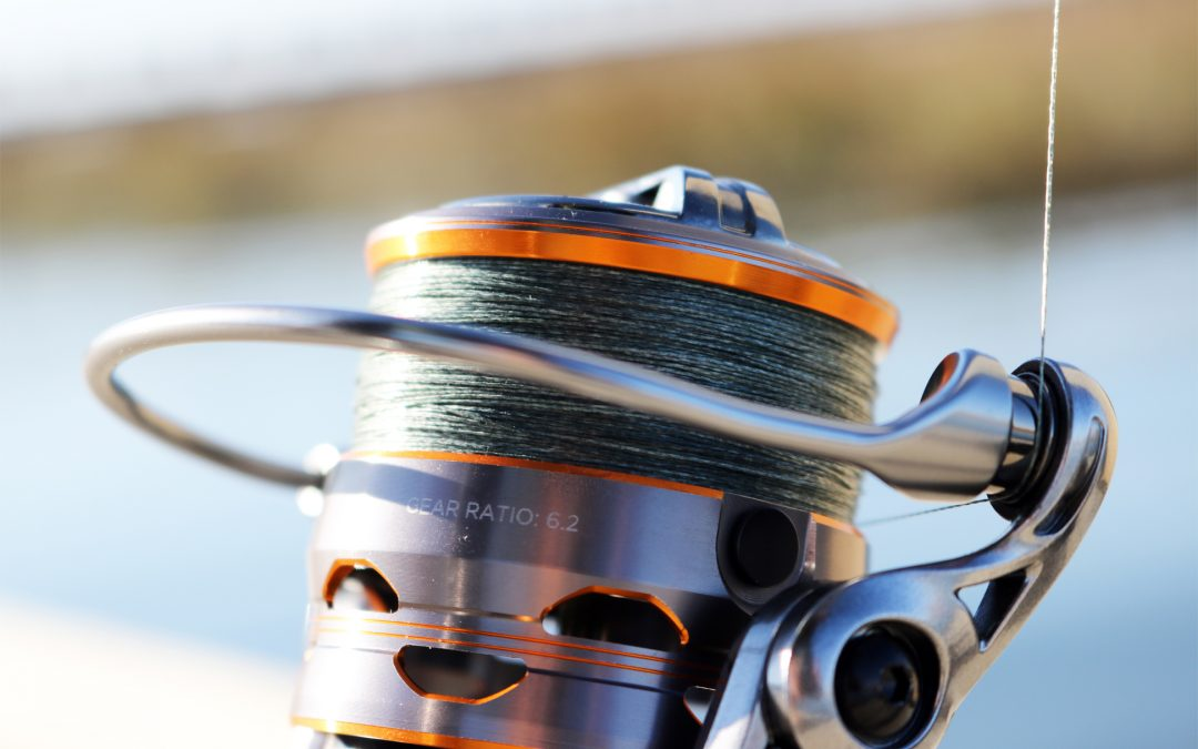 Gear Review: CS8 Spinning Reel