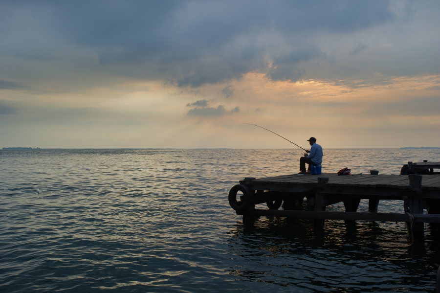 Grabbing Your Best Fishing Rods And Reels And Heading Out For A Day Is Healthy